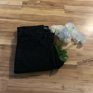 Gap black jean leggings size 12/31r